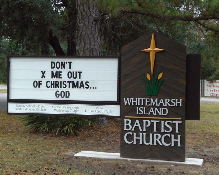 Whitemarsh Island Baptist Church