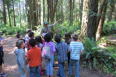 Kirkland Boys & Girls Club field trip 05-27-15