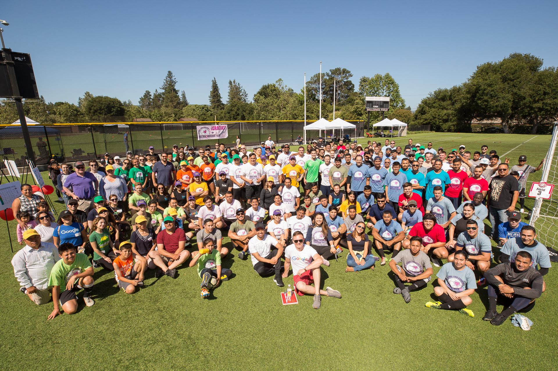 Futbol con Corazon all teams