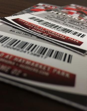 Bookmarks / Tickets