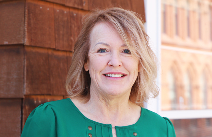 Susan Jones to Receive Alumni Distinguished Service Award