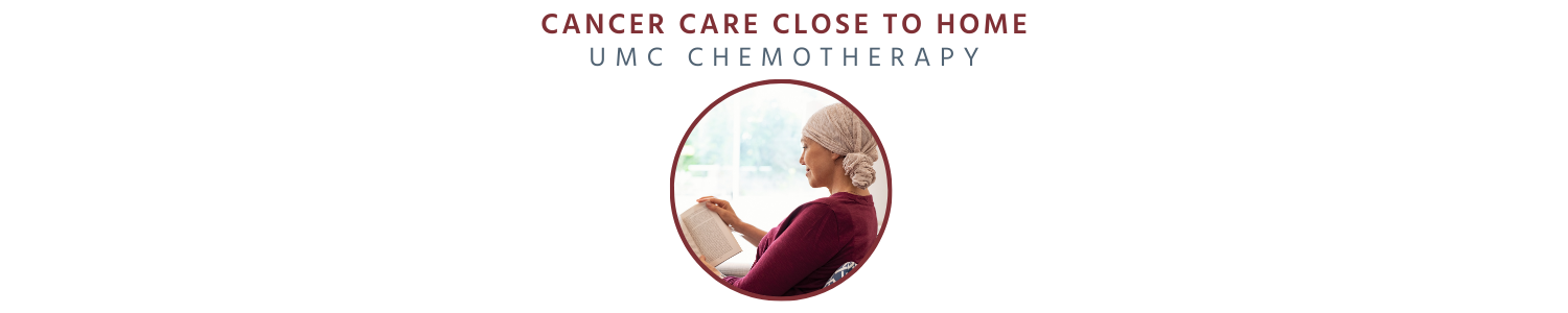 Reduce travel time for your cancer treatments or infusions