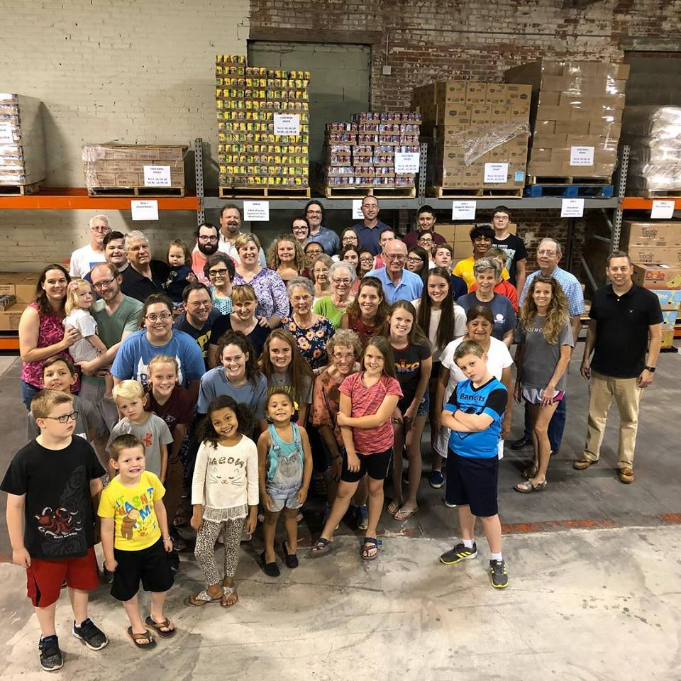 Come volunteer this summer!