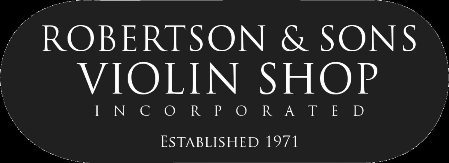 Robertson's & Sons Violin Shop