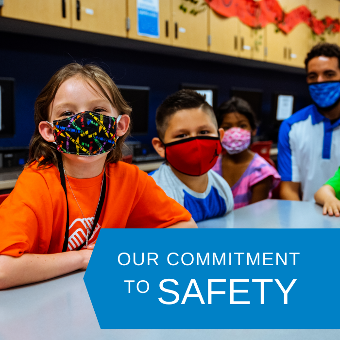Safety is Our Number One Priority