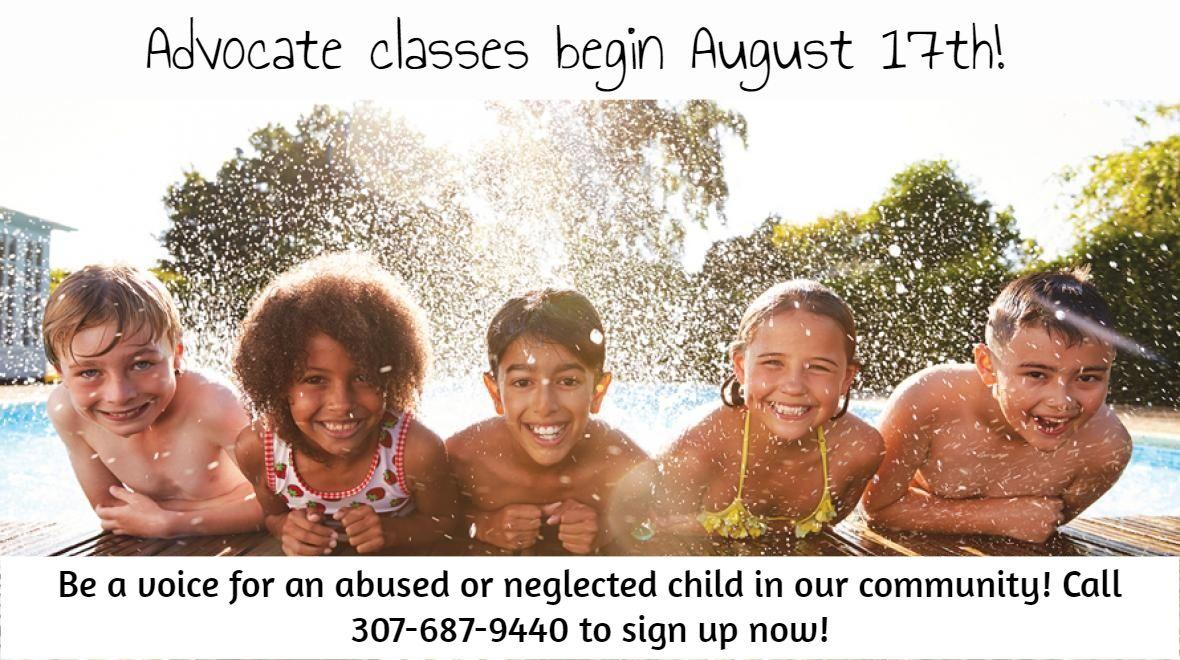 August 2020 class