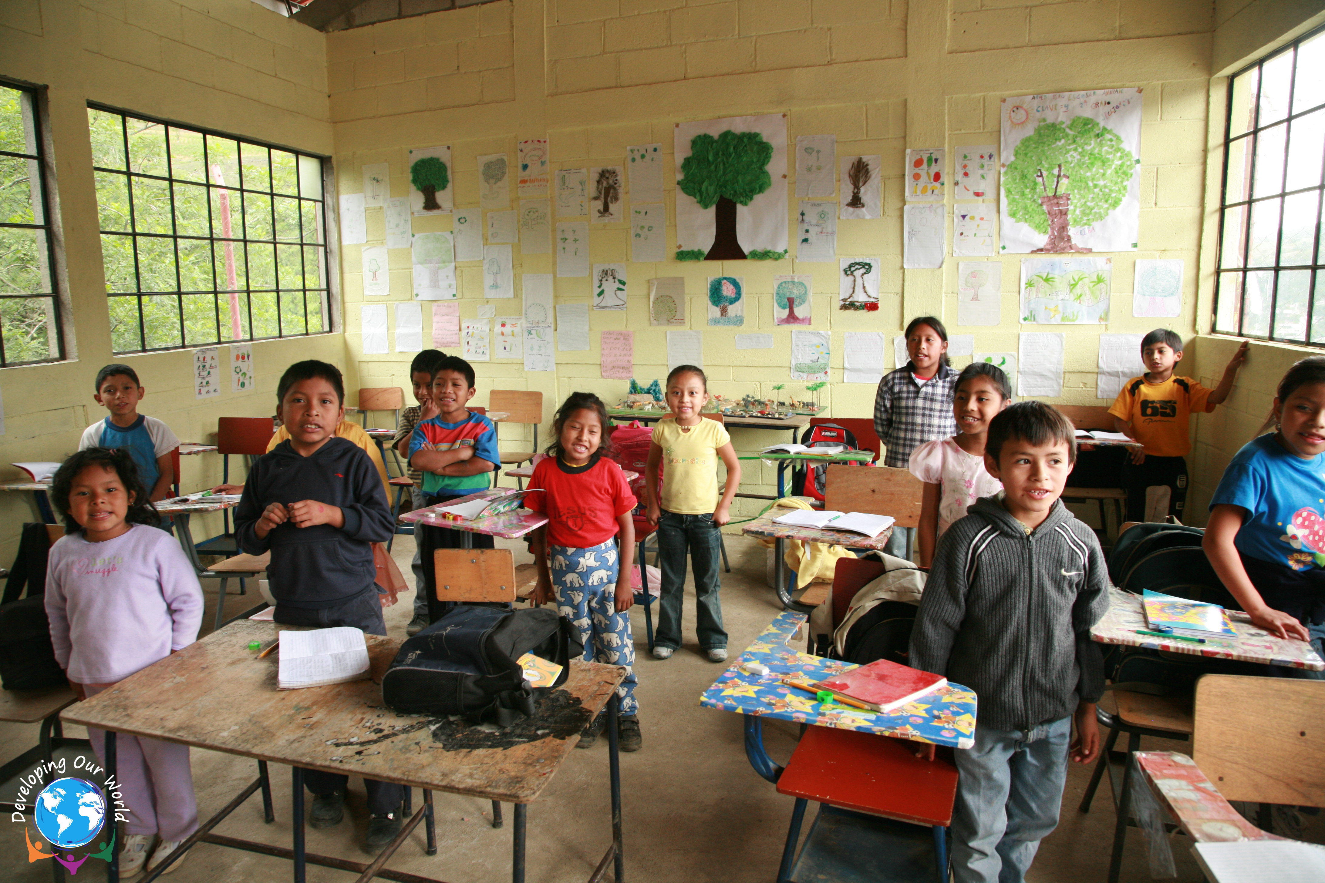 The State of Education in Guatemala