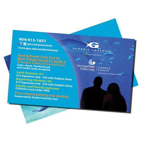 Color Brochures - 4.25 x 5.5