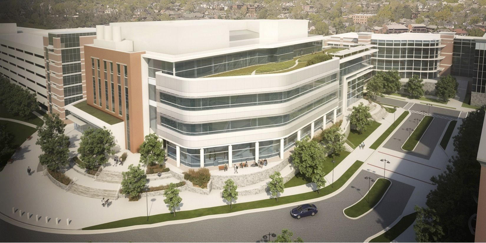 Virginia Tech Opens Animal Cancer Care and Research Center in Roanoke Center Aims to Conduct Transformative Research that Will Enhance  Cancer Treatments in Both People and Pets
