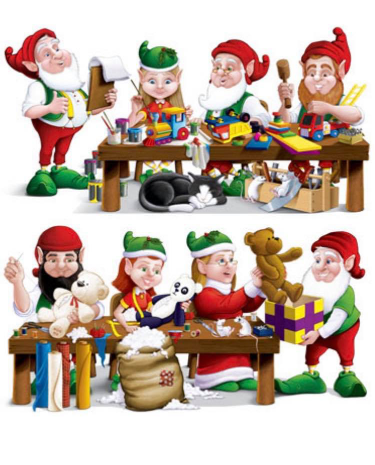 Santa's VRA Craft Workshop