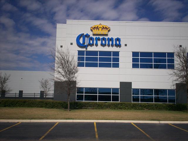 Corona- Manufacture & Installation