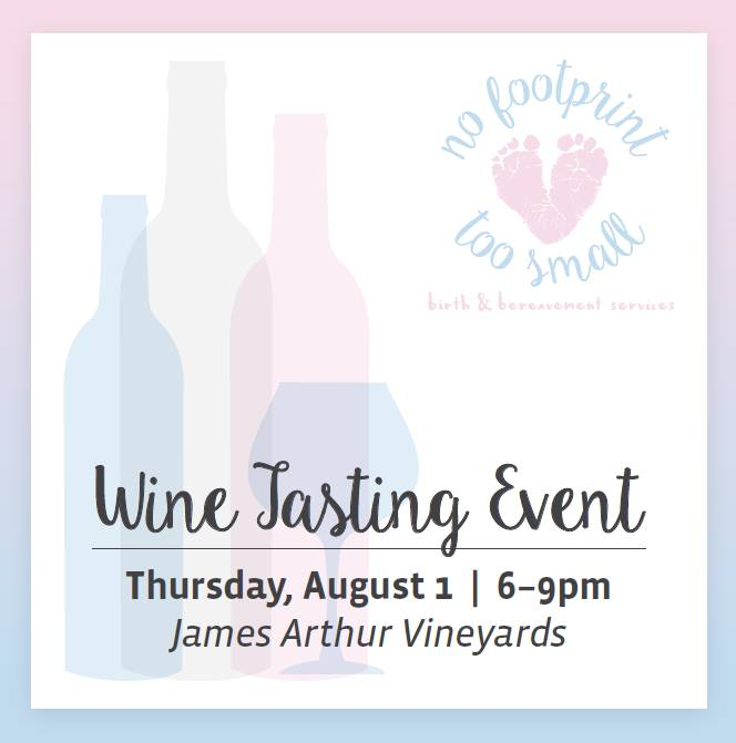 Join us on August 1st at our 4th annual wine tasting event!