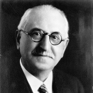 Emanuel Rosenberg 1919-1920, 1933-1934