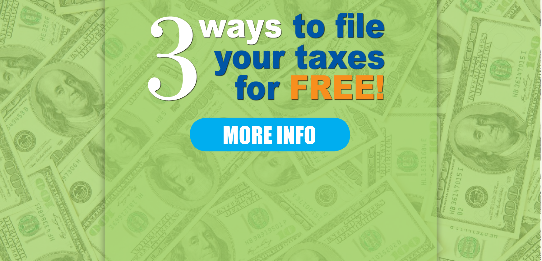Tax deadline April 18.