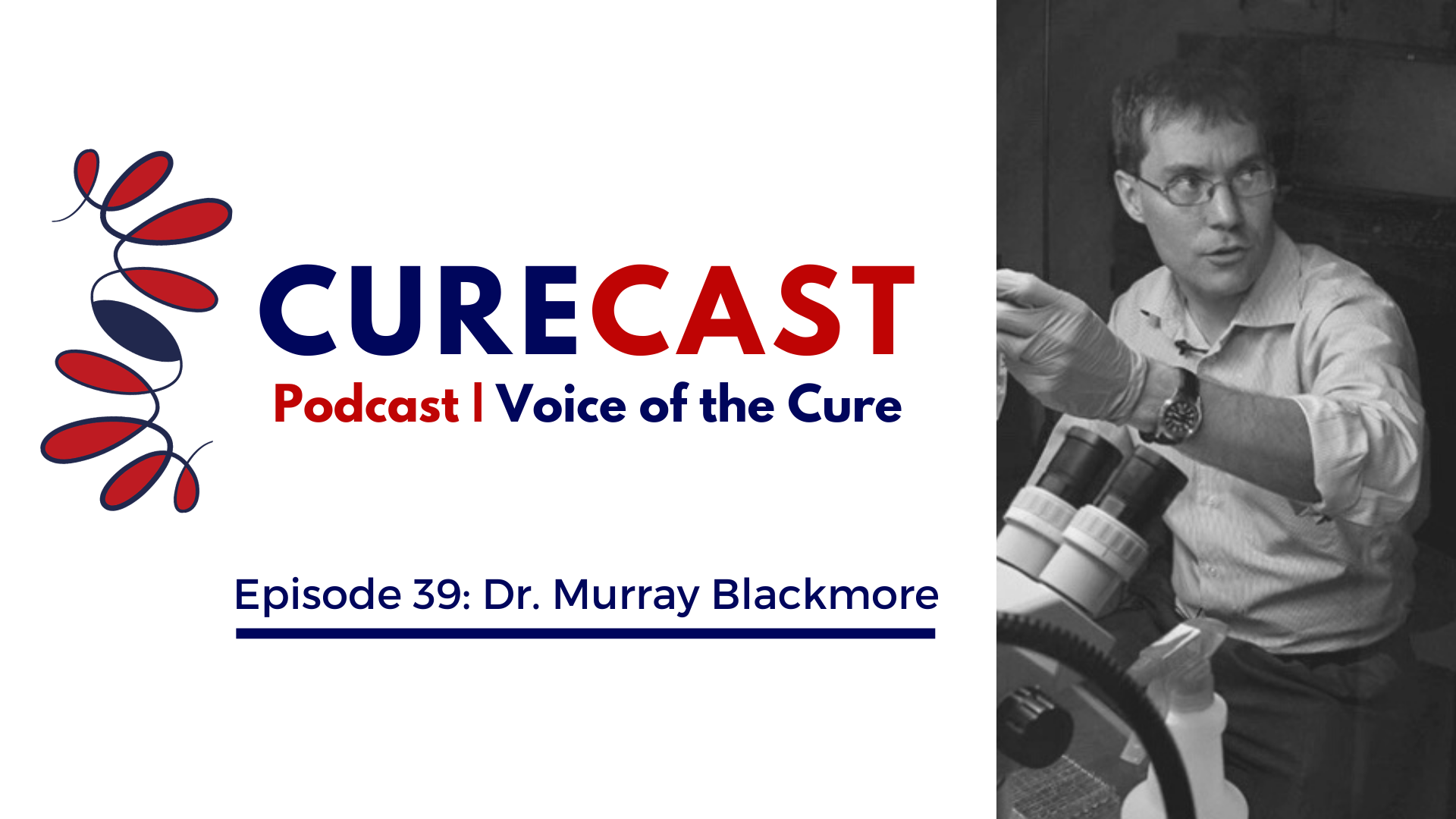 CureCast Episode 39: Dr. Murray Blackmore