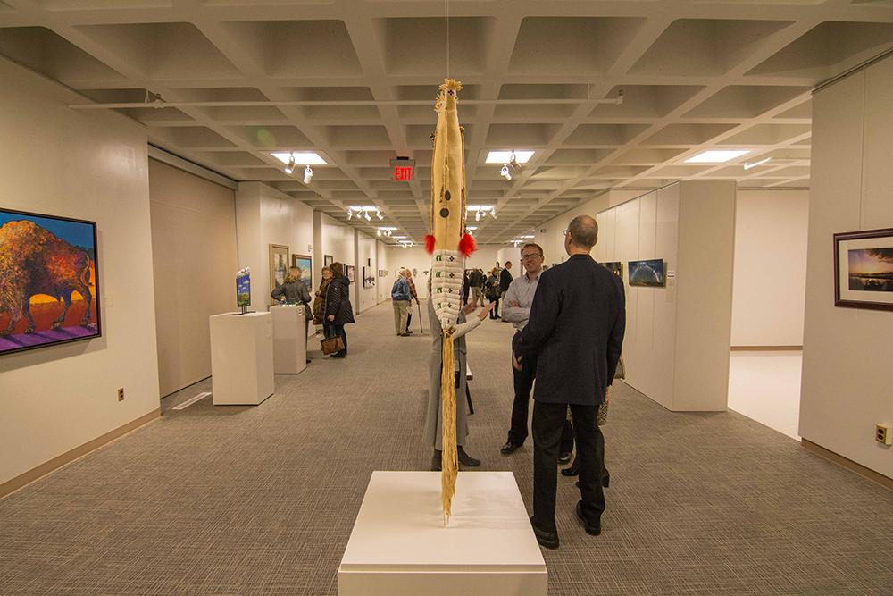 Stuhr Museum gallery