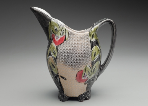 Bacopoulos, Posey - Golden Beaked Pitcher - SOLD