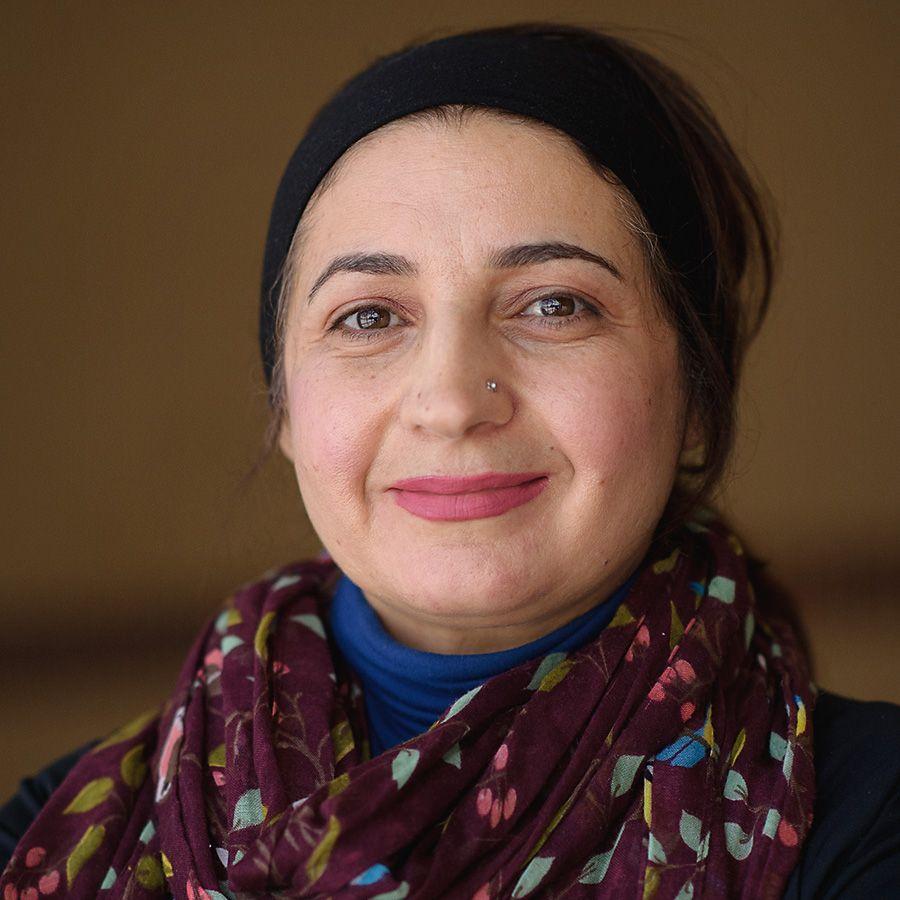Haifa Hameed