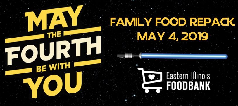 May the Fourth Be With You Family Food Repack