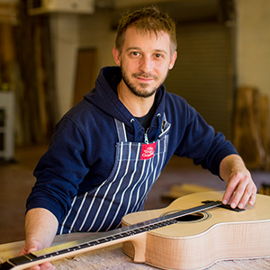 Chris Capozzoli - Capozzoli Guitars
