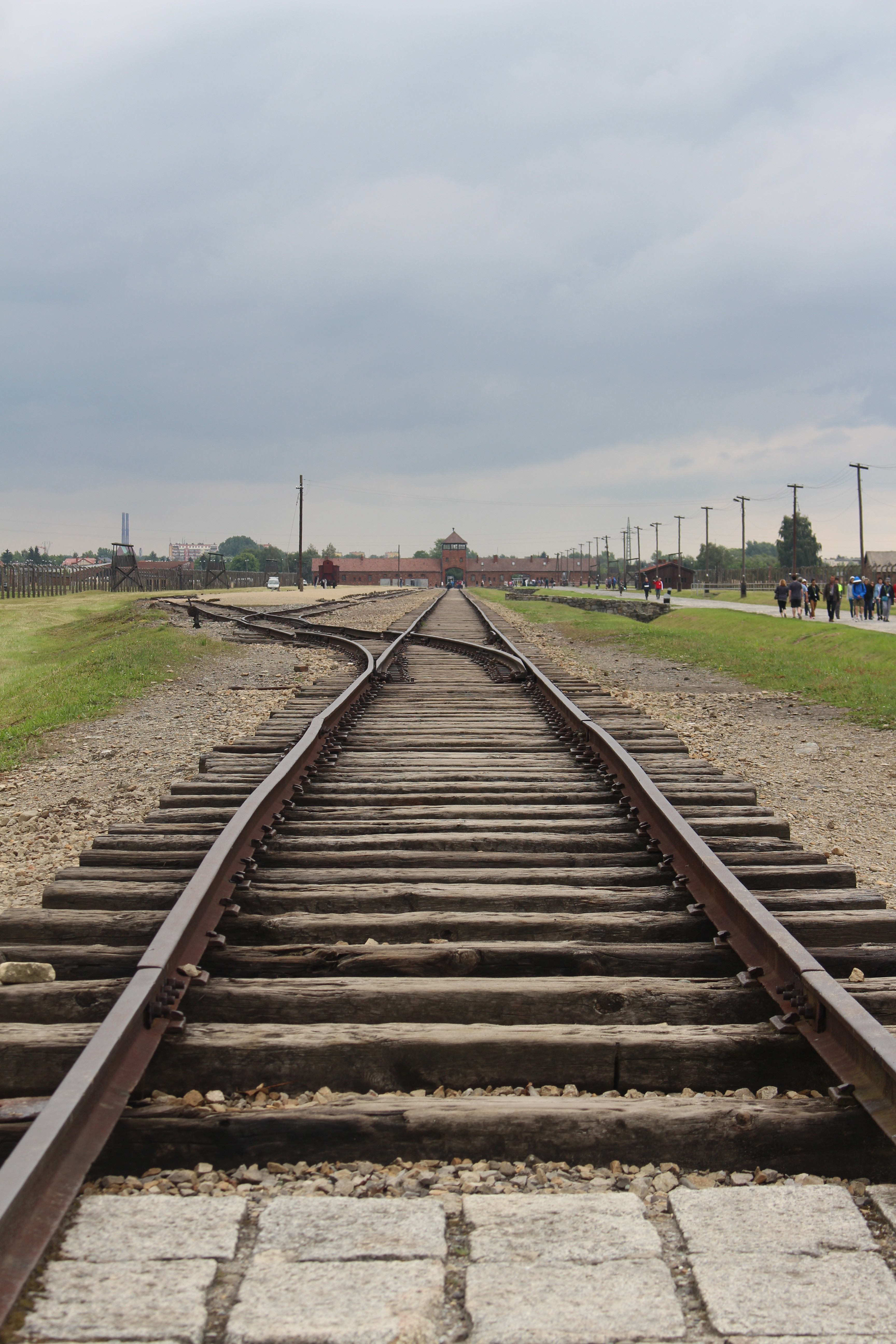 End of the Line in Birkenau