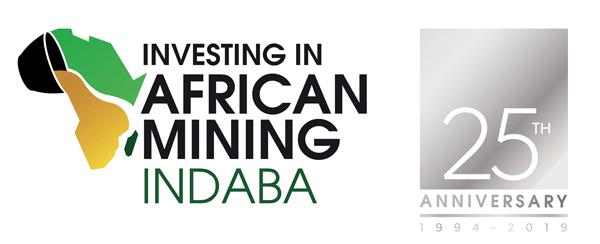 25th Mining Indaba - 2019