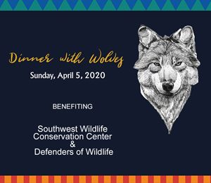 DINNER WITH WOLVES