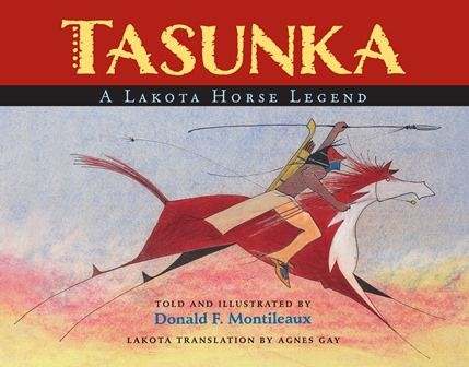 State Historical Society 'Tasunka' book featured in Atlanta children's program