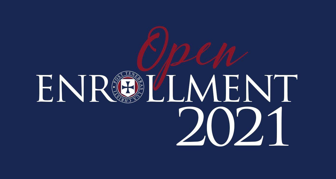 2021-22 Open Enrollment Begins