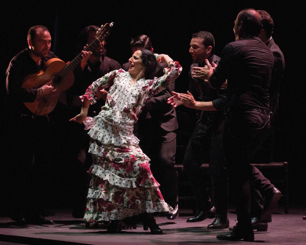 Gala Flamenca with Mercedes Ruiz, Eduardo Guerrero, Maria Moreno