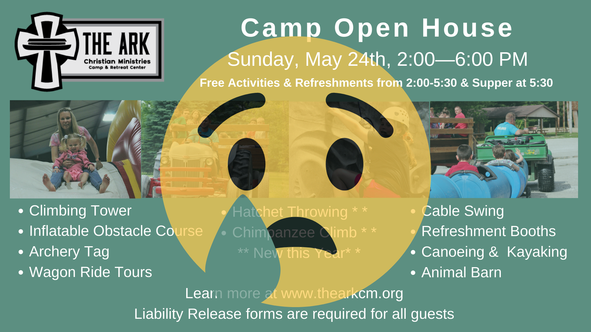 Canceled Camp Open House
