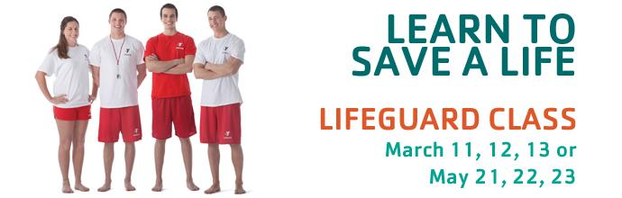 Spotlight Lifeguard Class