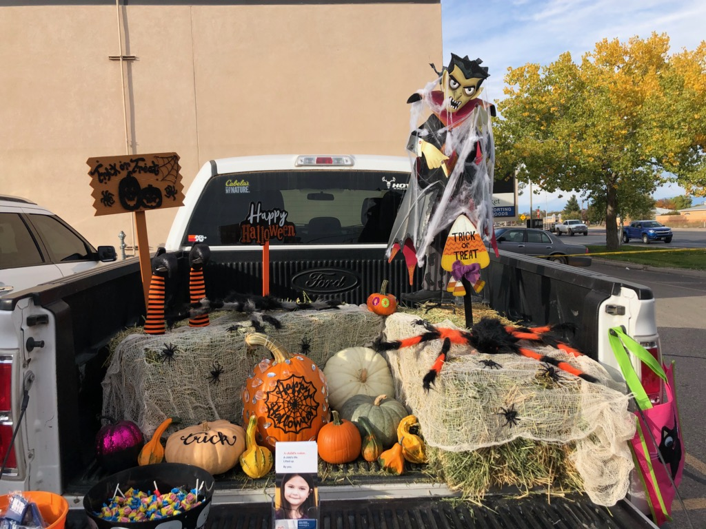 Keller Williams Trunk or Treat