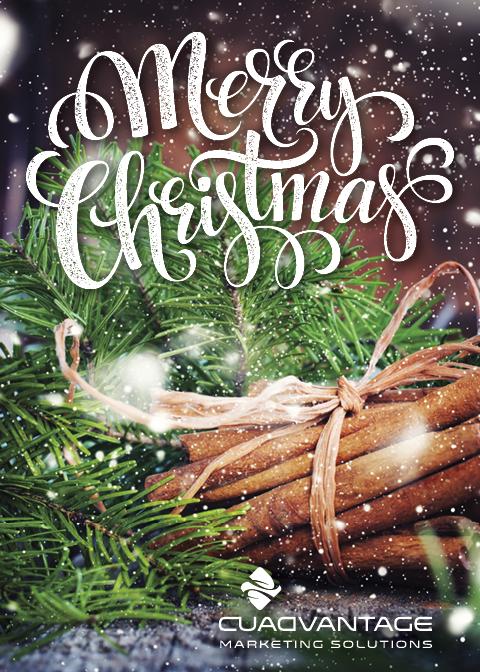 Holiday Card (fir)