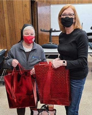 Response to Love Center Celebrates Valentine's Day with 'Love in a Bag'