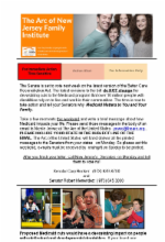 7.14.17 - Protect the Lifeline: Emergency Weekend Medicaid Matters to Me Letter Writing Campaign