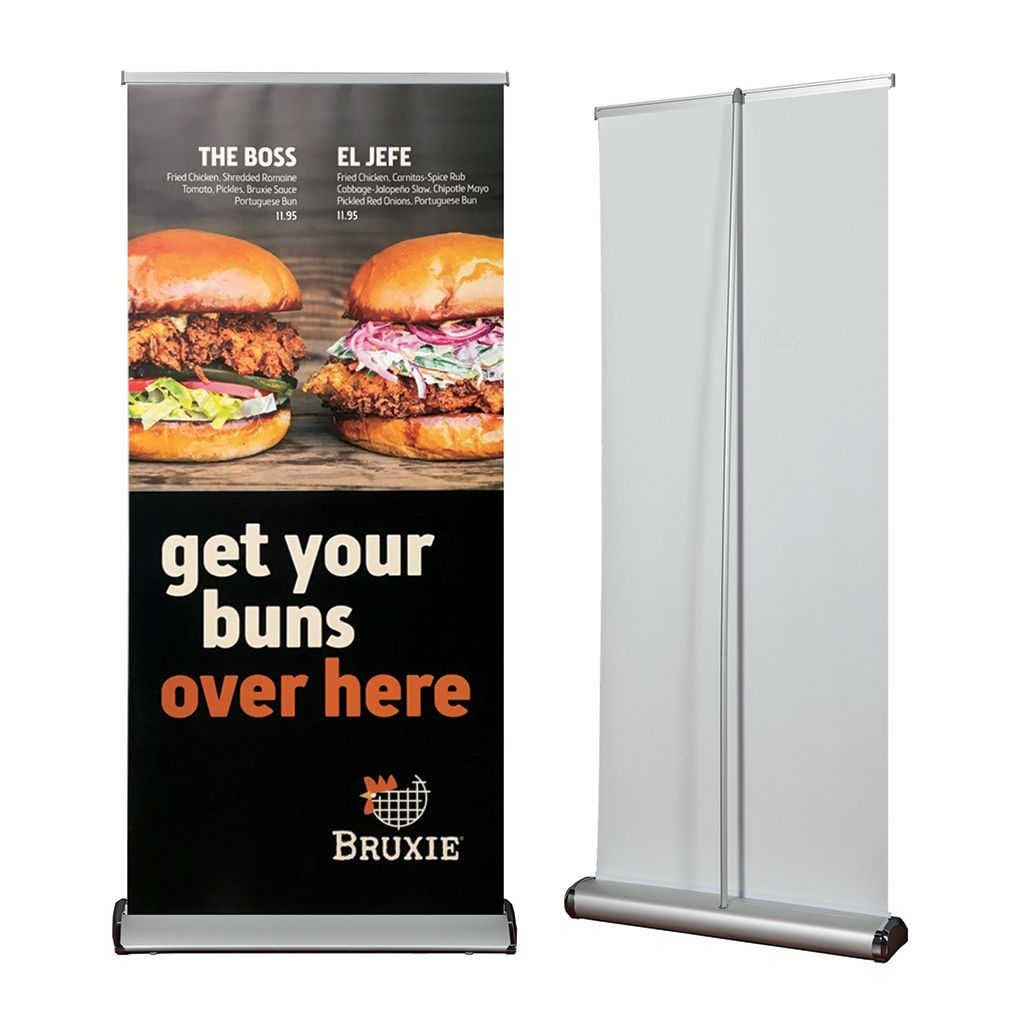 Pull up Banner Samples