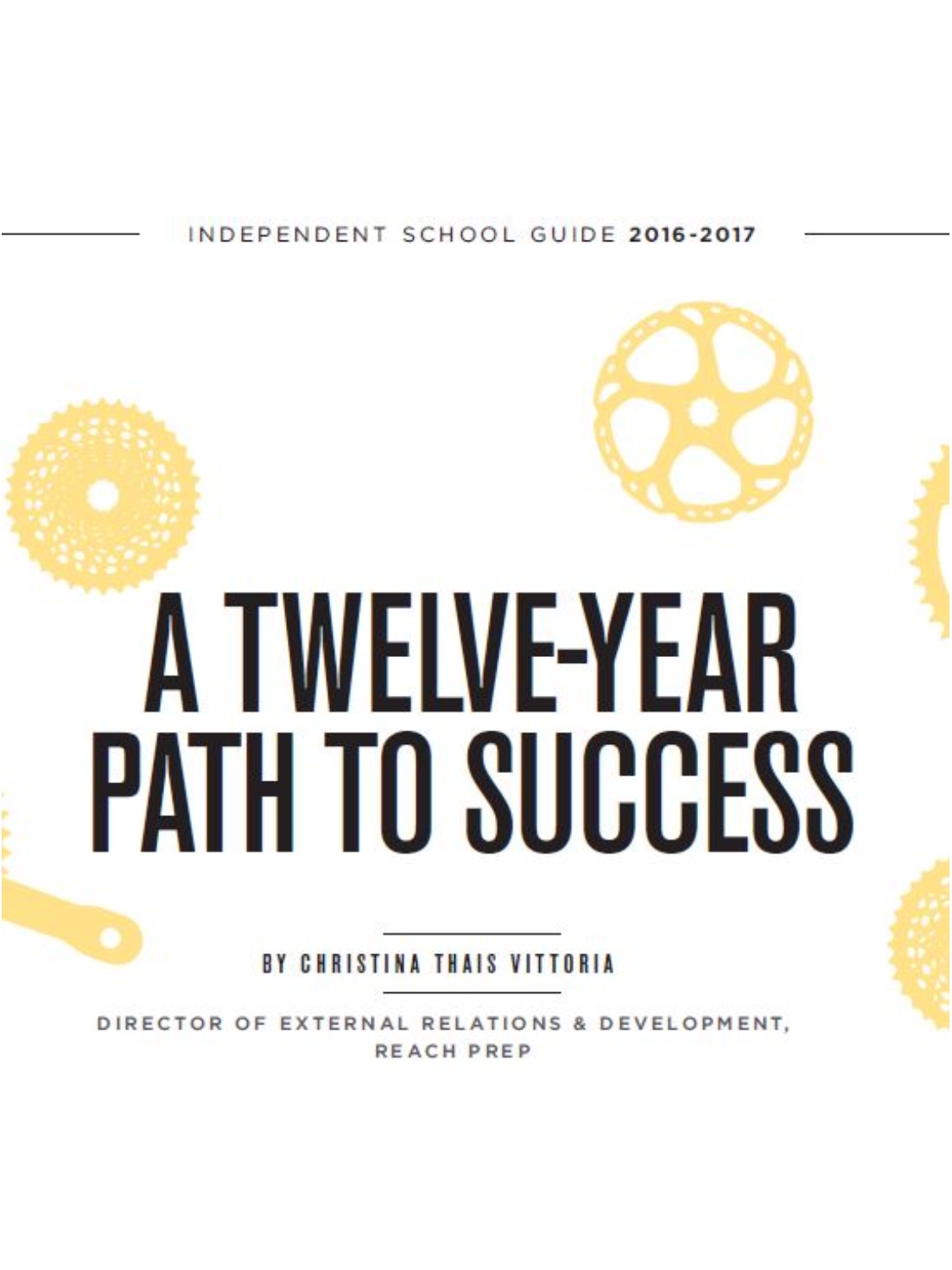 Independent School Guide 2016-2017
