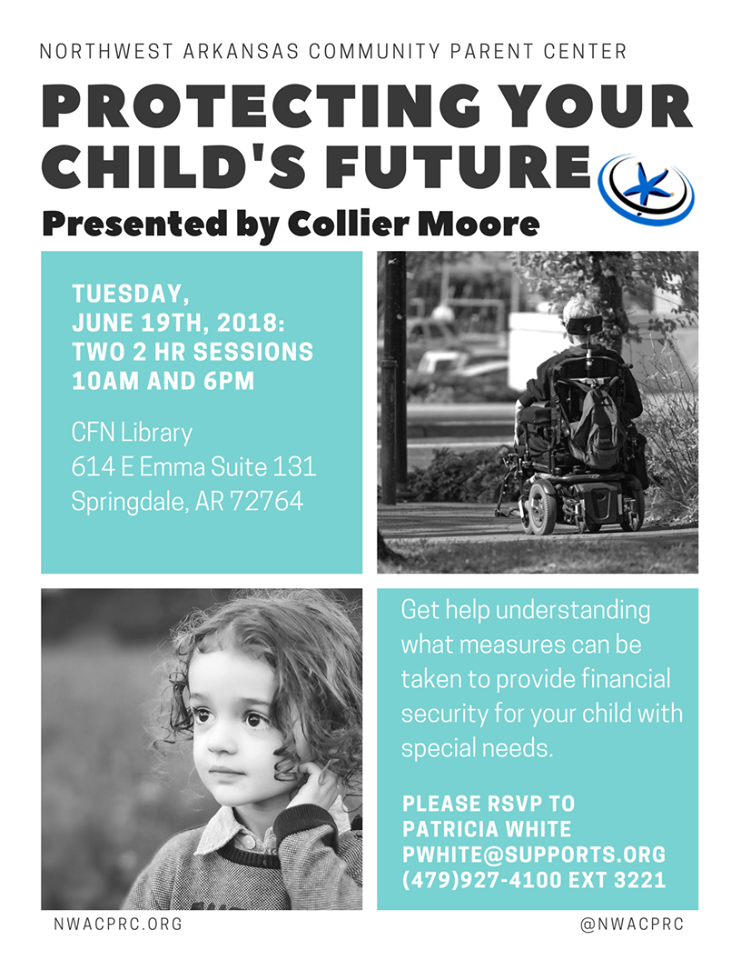 Protecting Your Child's Future 10am and 6pm