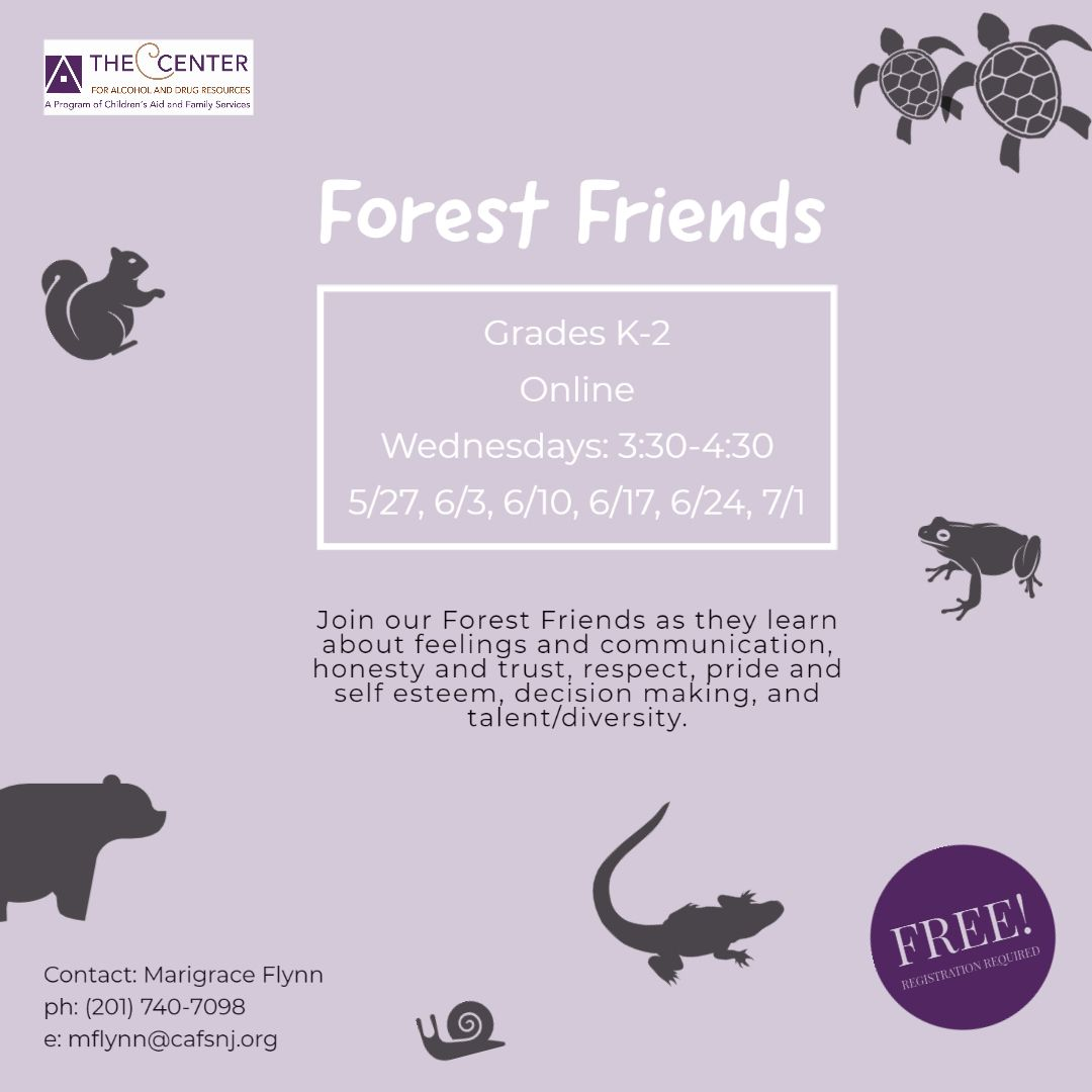 Forest Friends (Virtual)