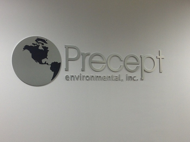 Cost Effective Aluminum Lobby Signs Orange County