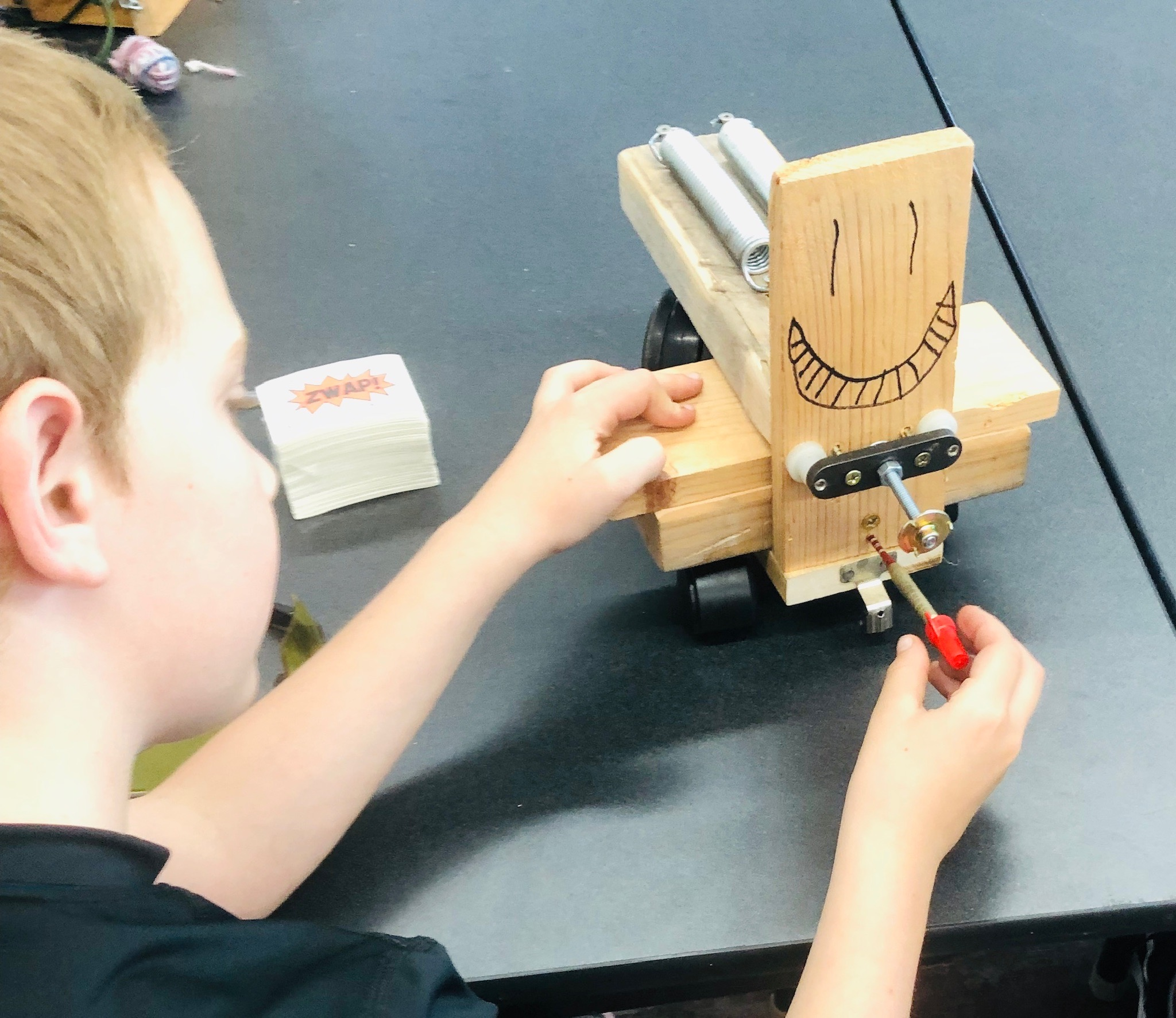PIR Day Camp: All Day Kinetic Art