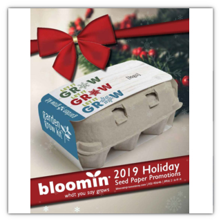 Bloomin Seed Paper Gift Catalog