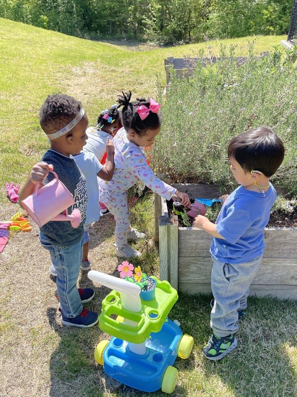 Gardening Week at MOSD