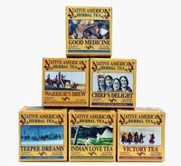 Native American Herbal Teas (3 Flavors)