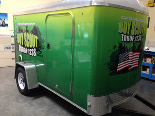 Trailer Graphics Orange County