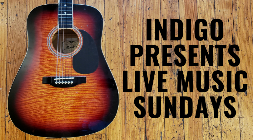 Live Music Sundays with Irish music from Out of the House