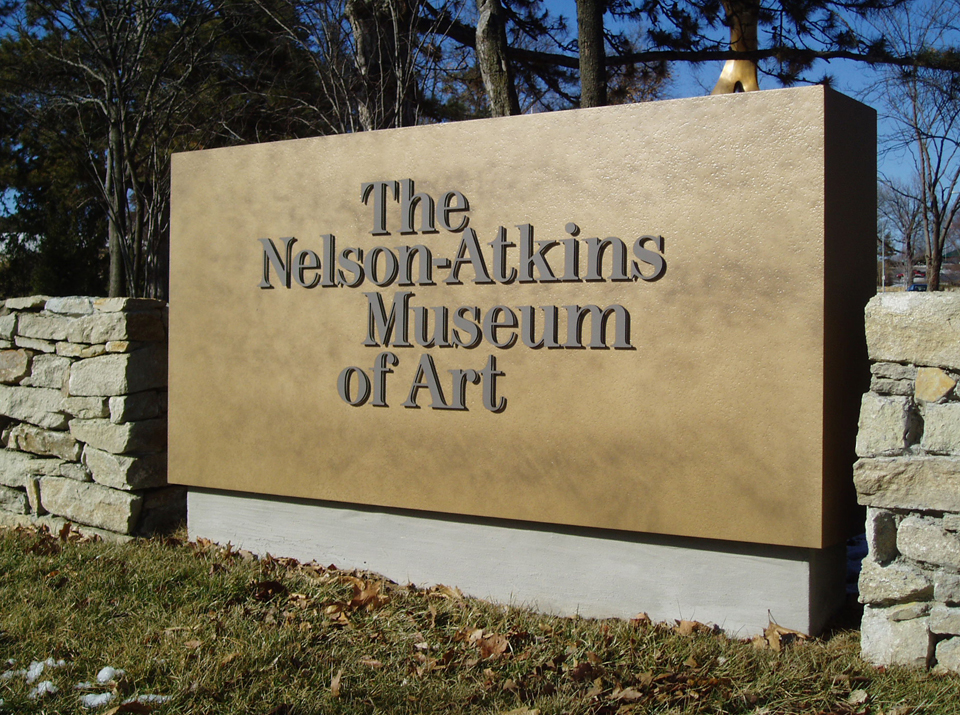 Nelson-Atkins Museum Monument
