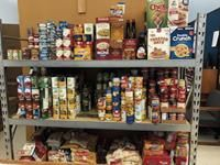 Individuals helped with food and personal/household items: