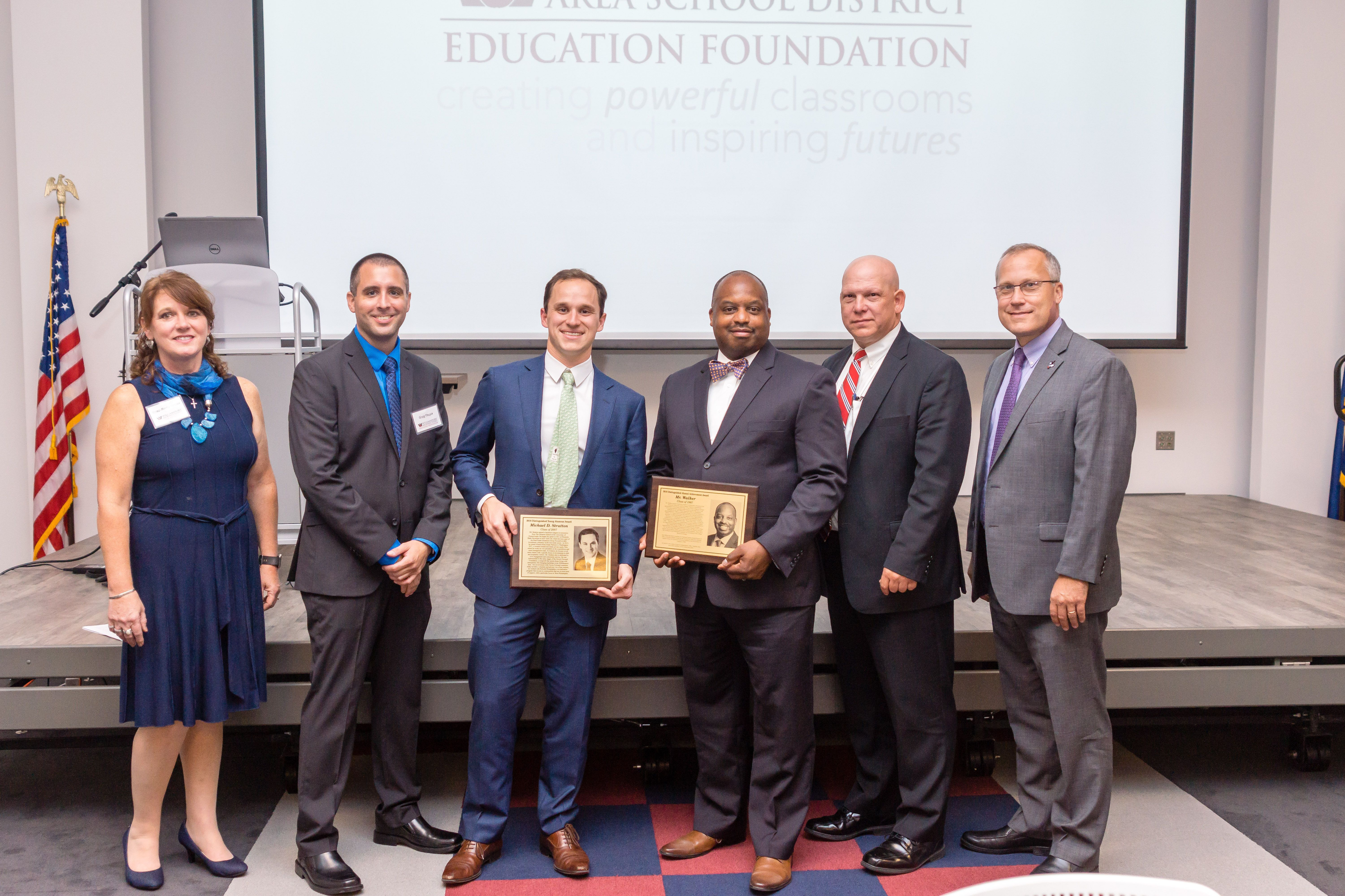 Alumni, Donors Honored at Inaugural Recognition Event